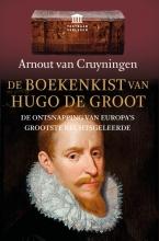 Arnout van Cruyningen , De boekenkist van Hugo de Groot