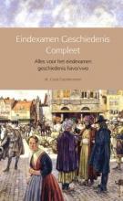Carol  Eisenbrunnen Eindexamen Geschiedenis Compleet