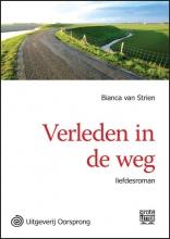 Bianca Van Strien Verleden in de weg - grote letter uitgave