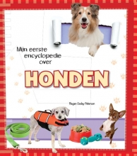 Megan Cooley  Peterson Honden, Mijn eerste foto-encyclopedie over...
