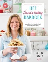 Laura  Kieft Het Laura's bakery bakboek