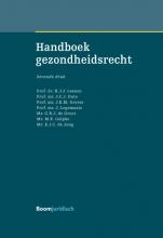 H.J.J.  Leenen, E.J.C. de Jong Handboek Gezondheidsrecht