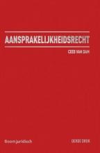 Cees van Dam , Aansprakelijkheidsrecht