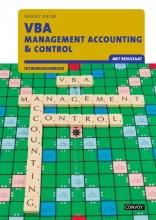 Henny Krom , VBA Management Accounting & Control met resultaat Uitwerkingenboek