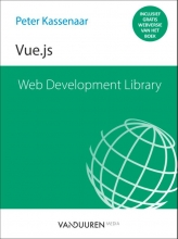 Peter Kassenaar , Web Development Library - Vue.js