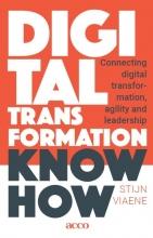 Stijn Viaene , Digital transformation. Know how
