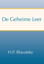 H.P. Blavatsky , De geheime leer