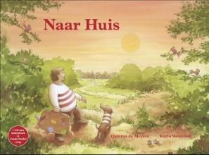 Karin  Wesselink Naar huis + cd met Candy Dulfer song