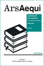 , Algemene wet bestuursrecht 2020/2021