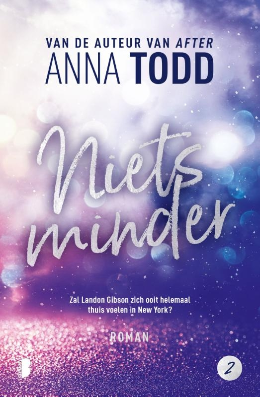 Anna Todd,Niets minder