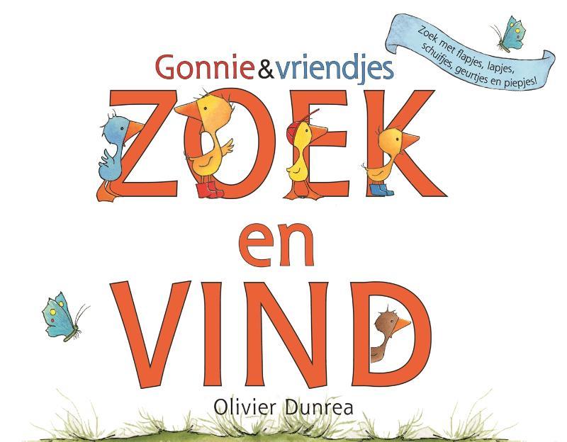 Olivier Dunrea,Zoek en vind