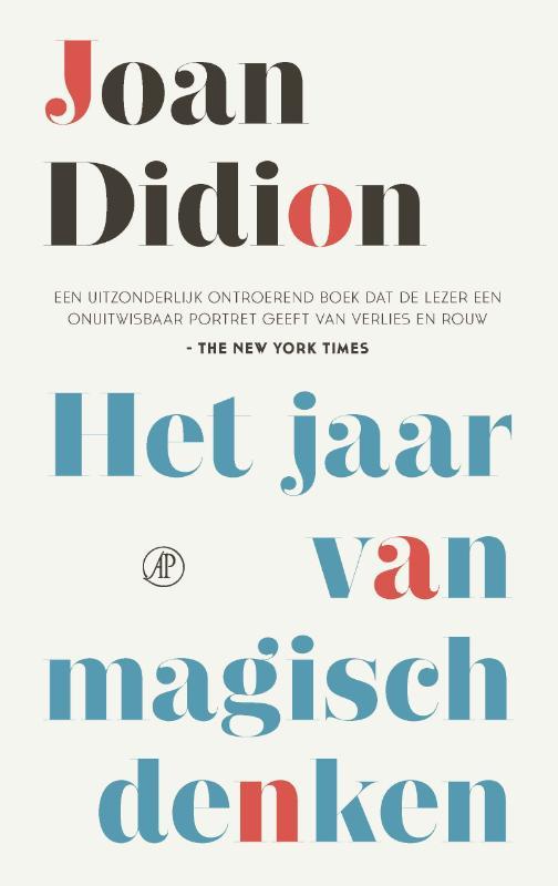 Joan Didion,Het jaar van magisch denken