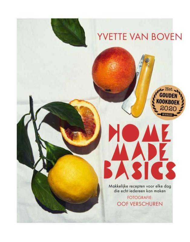 Yvette van Boven,Home Made Basics