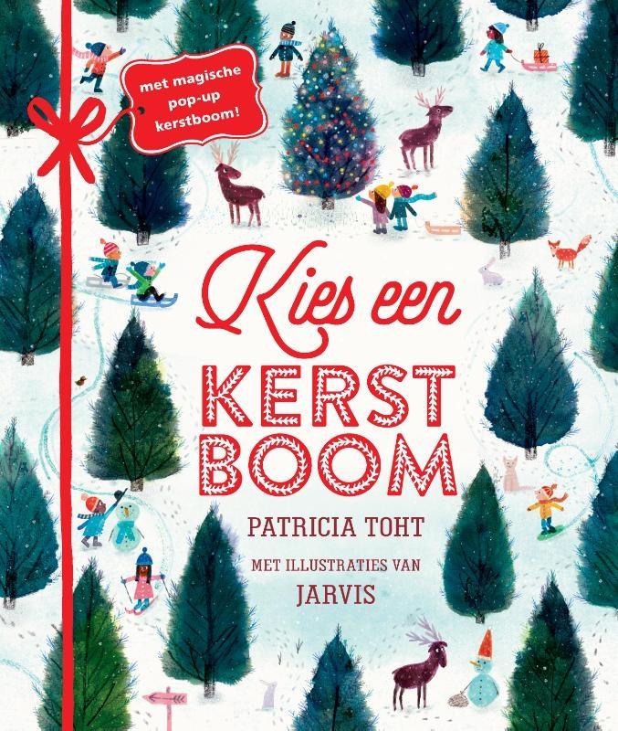 Patricia Toht,Kies een kerstboom
