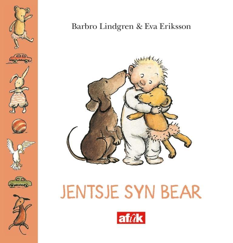 Barbro Lindgren,Jentsje syn bear