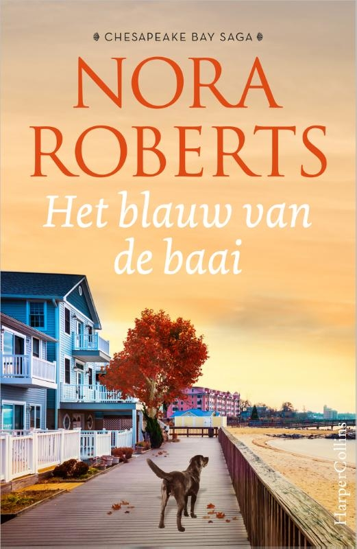 Nora Roberts,Het blauw van de baai