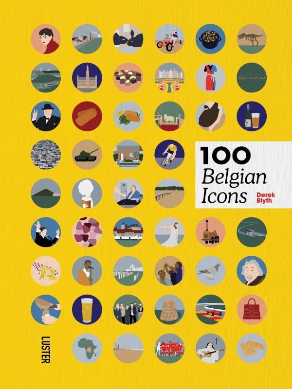 Derek Blyth,100 Belgian Icons