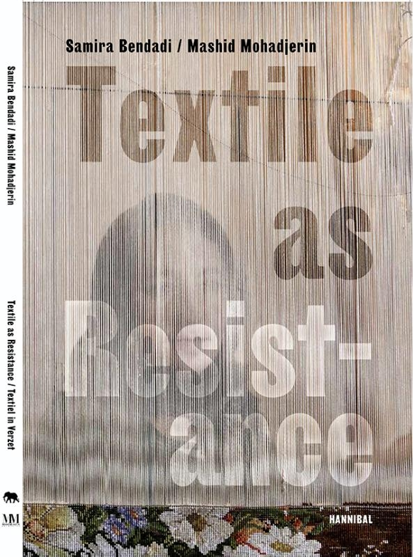 Samira Bendadi,Textiel in verzet Cutting Fabrics, breaking borders