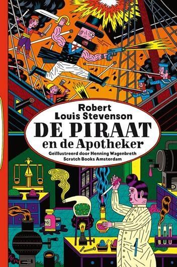 Robert Louis Stevenson,De piraat en de apotheker