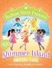 Collins, Poppy,Shimmer Island Sticker Book
