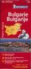 ,<b>Michelin wegenkaart 739 Bulgarije</b>