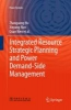 Hu, Zhaoguang,Integrated Resource Strategic Planning and Power Demand-Side Management