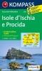 ,Isole d` Ischia e Procida 1 : 15 000