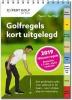 Yves C. Ton-That,Golfregels kort uitgelegd