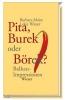 Maier, Barbara,Pita, Burek oder B?rek?
