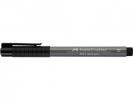 Fc-167433 ,Faber-Castell Tekenstift Pitt Artist Pen Brush  Cold Gray Iv 233