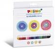 ,PRIMO - MINABELLA kleurpotloden 24 stuks