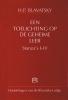 H.P. Blavatsky,Een toelichting op de geheime leer Stanza`s I-IV