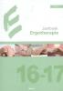 Vlaamse Ergotherapeutenverbond ,Jaarboek Ergotherapie  2016