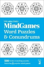 The Times Mind Games The Times MindGames Word Puzzles and Conundrums Book 2
