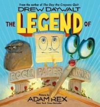 Daywalt, Drew Legend of Rock, Paper, Scissors