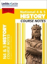Maxine Hughes,   Hume,   Holly Robertson,   Leckie National 4/5 History Course Notes for New 2019 Exams