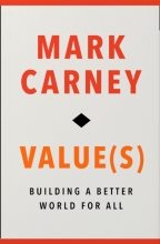Mark Carney, Value(s)