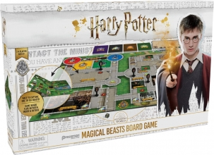 Gol-108673.00 , Harry potter bordspel magical beasts
