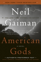 Neil,Gaiman American Gods (tenth Anniv. Edn)