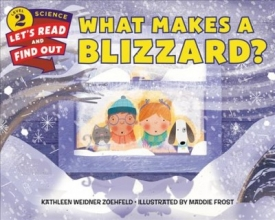 Zoehfeld, Kathleen Weidner What Makes a Blizzard?
