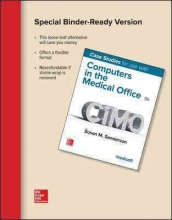 Sanderson, Susan Looseleaf for Case Studies for Use with Computers in the Medical Office