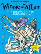 Thomas, Valerie Winnie the Witch - Winnie`s Dinosaur Day. Book + CD