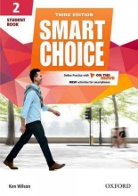 Wilson, Ken Smart Choice 2: Student Book with Online Practice and On The Move