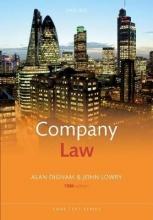 Dignam, Alan,   Lowry, John Company Law