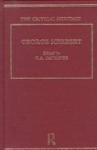 C. A. Patrides George Herbert