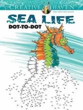 Arkady Roytman Creative Haven Sea Life Dot-to-Dot