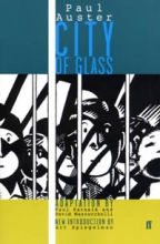 Auster, Paul City of Glass. Graphic Novel