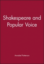 Patterson, Annabel Shakespeare and Popular Voice