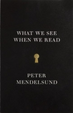 Mendelsund, Peter What We See When We Read