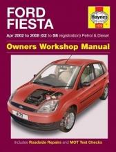 Haynes Publishing Ford Fiesta Petrol & Diesel Apr 02 - 08 (02 to 58 reg)